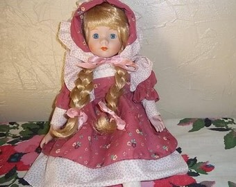 1989 Heritage Mint Doll, Treasury item