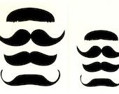 Put a vinyl moustache sticker on it.
