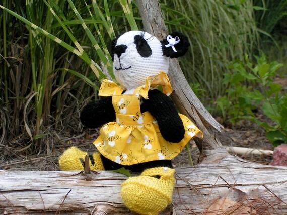 Little Lili Panda