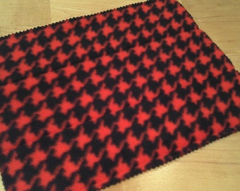 Fleece heat therapy rice bag without the rice, FREE SHIPPING, fill yourself, washable
