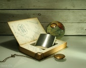 Hollow Book Safe & Secret Flask - Glory Road