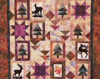 Seasons of Change Quilt Digital Pattern