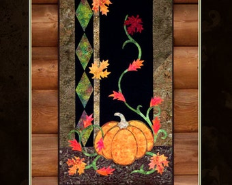 Jewels of Autumn Quilt Pattern