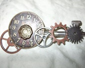 Clockwork Key Pin