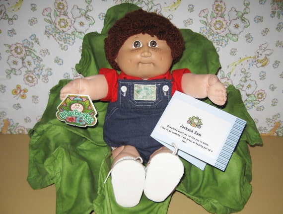 1982 Cabbage Patch Boy