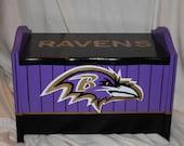 Baltimore Ravens Treasure Box