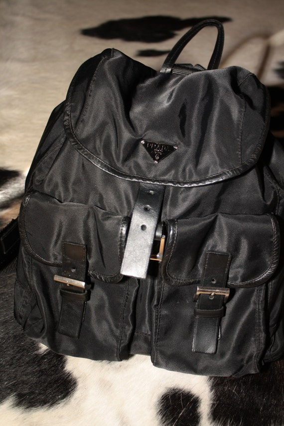 faux prada backpack