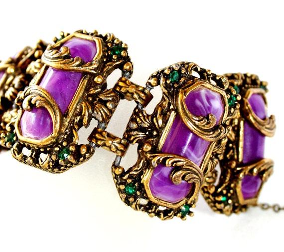 Selro Rhinestone Bracelet