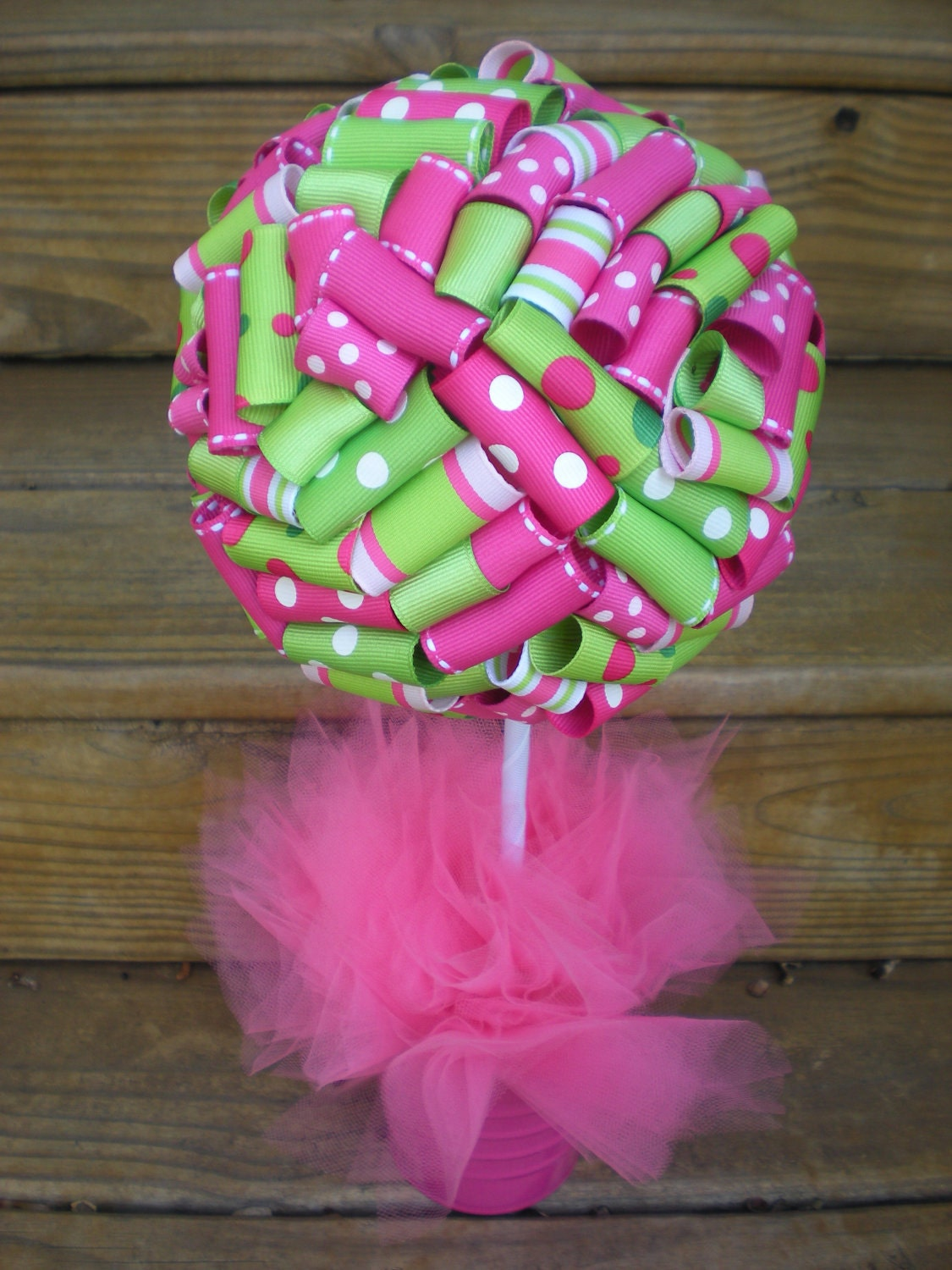 Pink and green baby shower decorations best decoration