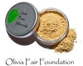 Olivia Fair Vegan Foundation - Vegan, Cruelty-Free Mineral Makeup