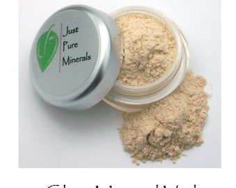 Glow Mineral Veil - Always Vegan and Cruelty-Free- 9g product in a 30g sifter jar