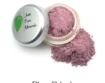 Plum Vegan Blush - Always Vegan and Cruelty-Free - 6g product filling a 20g sifter jar