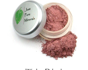 Tulip Vegan Blush - Always Vegan and Cruelty-Free - 6g product filling a 20g sifter jar