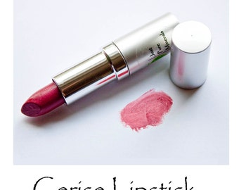 Cerise Vegan Lipstick - Absolutely Cruelty-Free and Absolutely Gorgeous