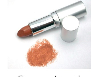 Cinnamon Vegan Lipstick - Absolutely Cruelty-Free and Absolutely Gorgeous