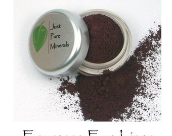 Espresso Vegan Eye Liner - Absolutely Cruelty-Free and Absolutely Gorgeous
