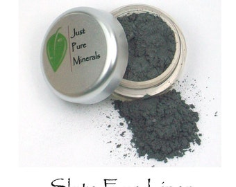 Slate Vegan Eye Liner - Absolutely Cruelty-Free and Absolutely Gorgeous