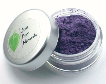 Fairy Princess Vegan Eye Shadow - Cruelty Free Mineral Eye Shadow- 3g of product in a 10g sifter jar
