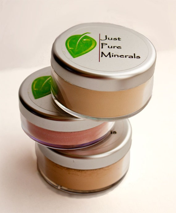 Perfect Face Kit No.2- 12 free samples, then exactly the right Foundation, Blush or Bronzer, and Veil or Powder - SAVE 14.97