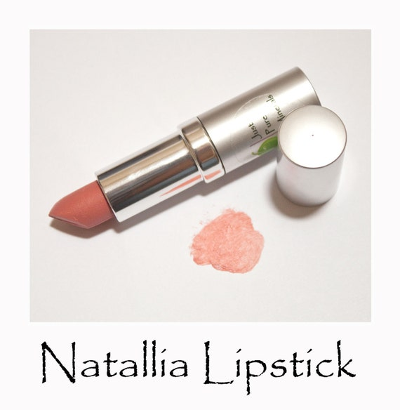 Natallia Vegan Lipstick - Absolutely Cruelty-Free and Absolutely Gorgeous