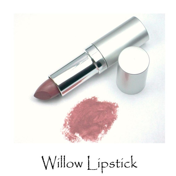 Willow Vegan Lipstick - Absolutely Cruelty-Free and Absolutely Gorgeous
