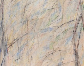 5-11-12, ( LARGE abstract, beige, tan, gold, yellow, white, cream), kurtwaldo1