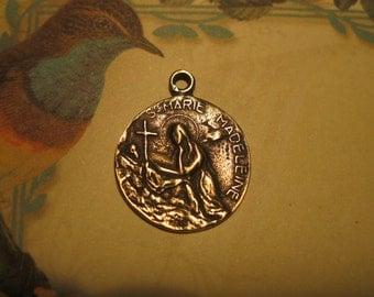 Mary Madeleine, St. Marie  Bronze Religious Medal