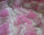 Cotton Candy Flannel Rag Quilt