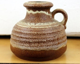 Vintage Scheurich Keramik West German Pottery Jug