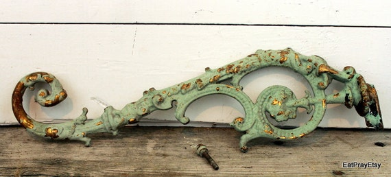 RESERVED for Nicole Achitecture Salvage Ornate Scrolling