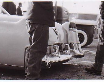 Tailgate Party - Chopped Dropped and Driven Vintage Cars Photo Series