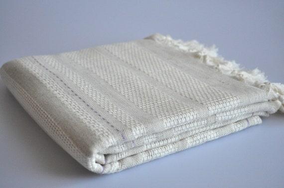 Linen PesHteMal  - Harem - Handwoven Turkish Bath Towel