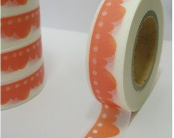 Japanese Washi Tape- Masking Tape -decoration Tape 15mm