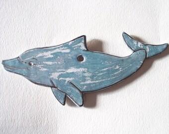 Dolphin  design Wall / Door plaque