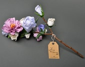 Juliet: Paper bouquet