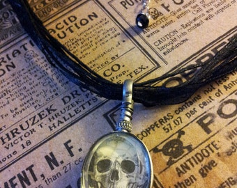 Poison Pendant Necklace
