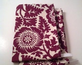 Eco-Friendly Grape Flowers Kitchen Towel Set