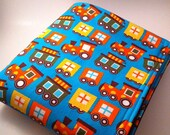 Toddler Blanket, Baby, Choo Choo, Train, Brown, Boy