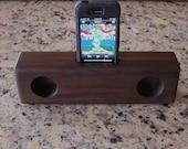 I-Phone Acoustic Speaker
