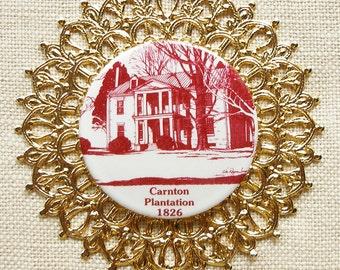Franklin TN, Ornament, Carnton Plantation, Raymon Troup