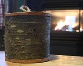 Beech Bark Container - Unique Appalachian Woodcraft