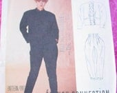 Vintage McCalls  3338 Pattern 1987 FRENCH CONNECTION Size 14