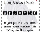 Upgrade to a long sleeve oneise