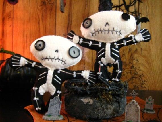 Spooky Skeleton Zombie