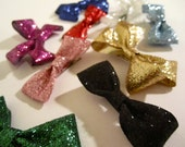 Sparkly Bows (Set of 4)