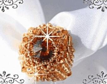 Swarovski Crystal Rivoli ring