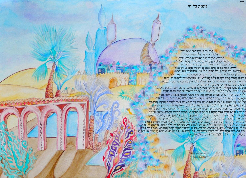 """Résultat de recherche d'images pour """"photos d'illustration de la prière juive """"Nichmat Kol 'haï"""""""""""