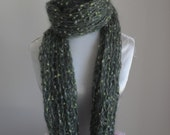 Handmade Knitting Scarf - Knitting Code 1
