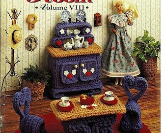Breakfast Room Bolume VIII fits Barbie  Annies Attic 535B