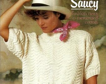Reynolds Saucy  Knitting Pattern Volume 426